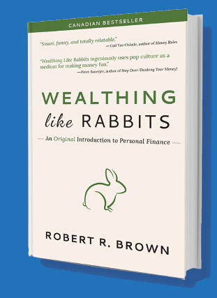 Wealthing Like Rabbits - Book by - Robert R. Brown